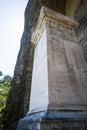 Tomb Of Giacomo Leopardi