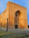 Tomb of islamic religion in iran Royalty Free Stock Photo