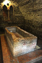 The tomb of Juliet at Verona Stock Photography