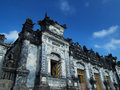 Tomb of khai dinh hue vietnam unesco world heritage site in became the emperor the was built from to it is located on a steep hill Stock Photos