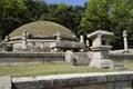 Tomb of king kongmin kaesong dprk hyonjongrung royal royal tombs the koryo dynasty Royalty Free Stock Photography