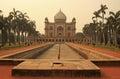 Tomb of Safdarjung, New Delhi Royalty Free Stock Photo