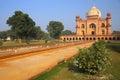 Tomb of Safdarjung in New Delhi, India Royalty Free Stock Photo