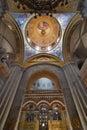 Tomb Temple del señor en Jerusalén Foto de archivo libre de regalías