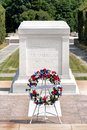 The Tomb of the Unknown Soldier at Arlington National Cemetery Royalty Free Stock Photo