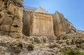 The Tomb of Zechariah in Jerusalem, Israel