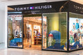 Tommy hilfiger children s store in the mall metropolis russia moscow march corporation is an american clothing Stock Photos
