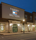 Tommy hilfiger dartmouth canada july retail outlet corporation is a retail company starting in and specializing in Stock Photo
