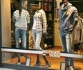 Tommy Hilfiger luxury fashion shop