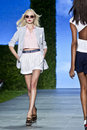 Tommy Hilfiger Spring Summer 2011 collection Stock Photo