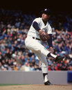 Tommy john new york yankees p image taken from color slide Royalty Free Stock Image