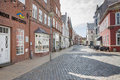Tonder town - Denmark.