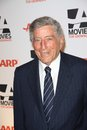 Tony bennett at aarp magazine s movies for grownups beverly wilshire hotel bevely hills ca Stock Images