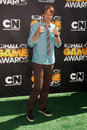 Tony hawks hawk at cartoon network s first ever hall of game awards barker hanger santa monica ca Stock Images