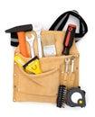 Tool bag Stock Photography