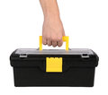 Tool box Royalty Free Stock Photos