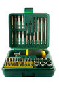 Tool kit Royalty Free Stock Photo