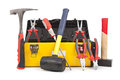 Toolbox with tools Royalty Free Stock Image