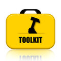 Toolkit Royalty Free Stock Photography
