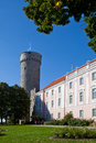 Toompea palace tallinn estonia september built in in place of the castle s east wing it is the seat of the parliament of the Royalty Free Stock Images