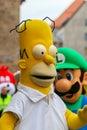 Toon Walk – Comic Parade-Homer Simpson-Nuremberg 2016