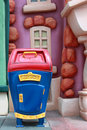 Toontown postal service in disneyland Stock Photography