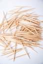 Tooth picks a close up of Royalty Free Stock Image
