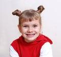 Toothless smile Royalty Free Stock Photo