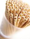 Toothpicks Royalty Free Stock Photo