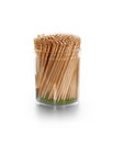 Toothpicks Royalty Free Stock Photos