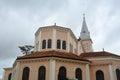 Top of the church in Dalat, Vietnam