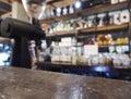 Top Of Granite Counter Bar Wit...