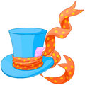 Top hat of Mad Hatter Royalty Free Stock Photo