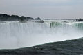 Top Of Horseshoe Fall Niagara Falls Ontario Canada Royalty Free Stock Photo