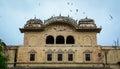 Top of Jaipur Palace in Jaipur, India