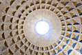 Top of the Pantheon Stock Photography