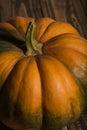 Top Part Of Pumpkin