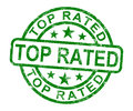 Top Rated Stamp Shows Best Services Or Products Royalty Free Stock Images