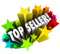 Top Seller Sales Person Stars Best Employee Worker Results Royalty Free Stock Photo