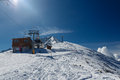 Top of todorka mountain bansko bulgaria Royalty Free Stock Images