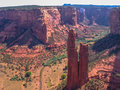 Canyon de Chelly Royalty Free Stock Photo
