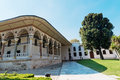 Topkapi palace on august in istanbul turkey the was transformed into museum Stock Image