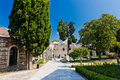 Topkapi palace in istanbul turkey Stock Images