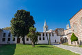 Topkapi palace in istanbul turkey Royalty Free Stock Photography