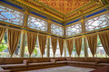 Topkapi palace room Royalty Free Stock Photo