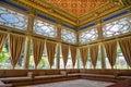 Topkapi palace room Royalty Free Stock Photo