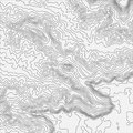 Topographic map background concept with space for your copy. Topo contour map background, vector illustration