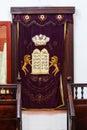 Torah ark Royalty Free Stock Photo