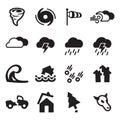 Tornado Icons