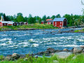 Torne River Stock Photography